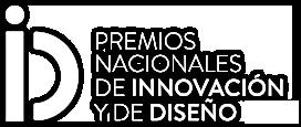 Logo Premios Nacionales de Innovación y de Diseño