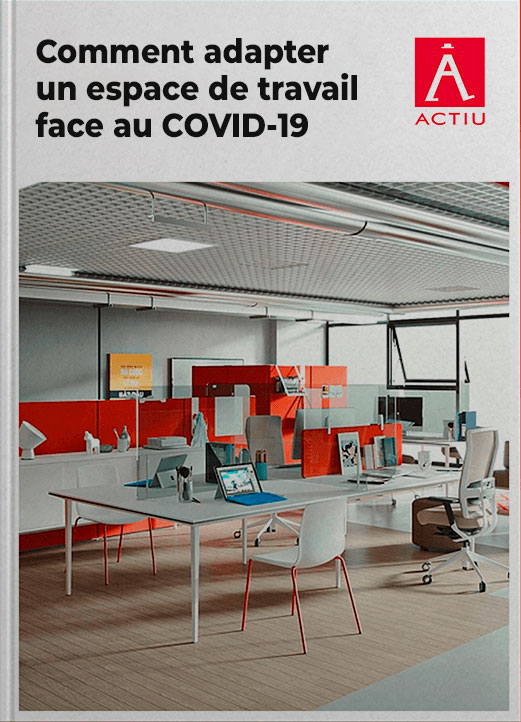 Comment adapter un espace de travail face au COVID-19
