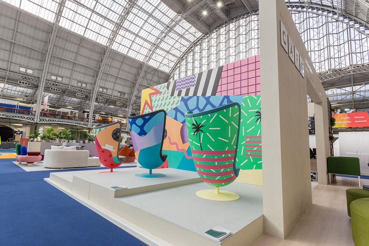 Londres, un revulsivo de color e innovación 2