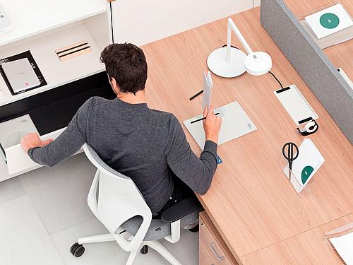 What's the point in changing office furniture?