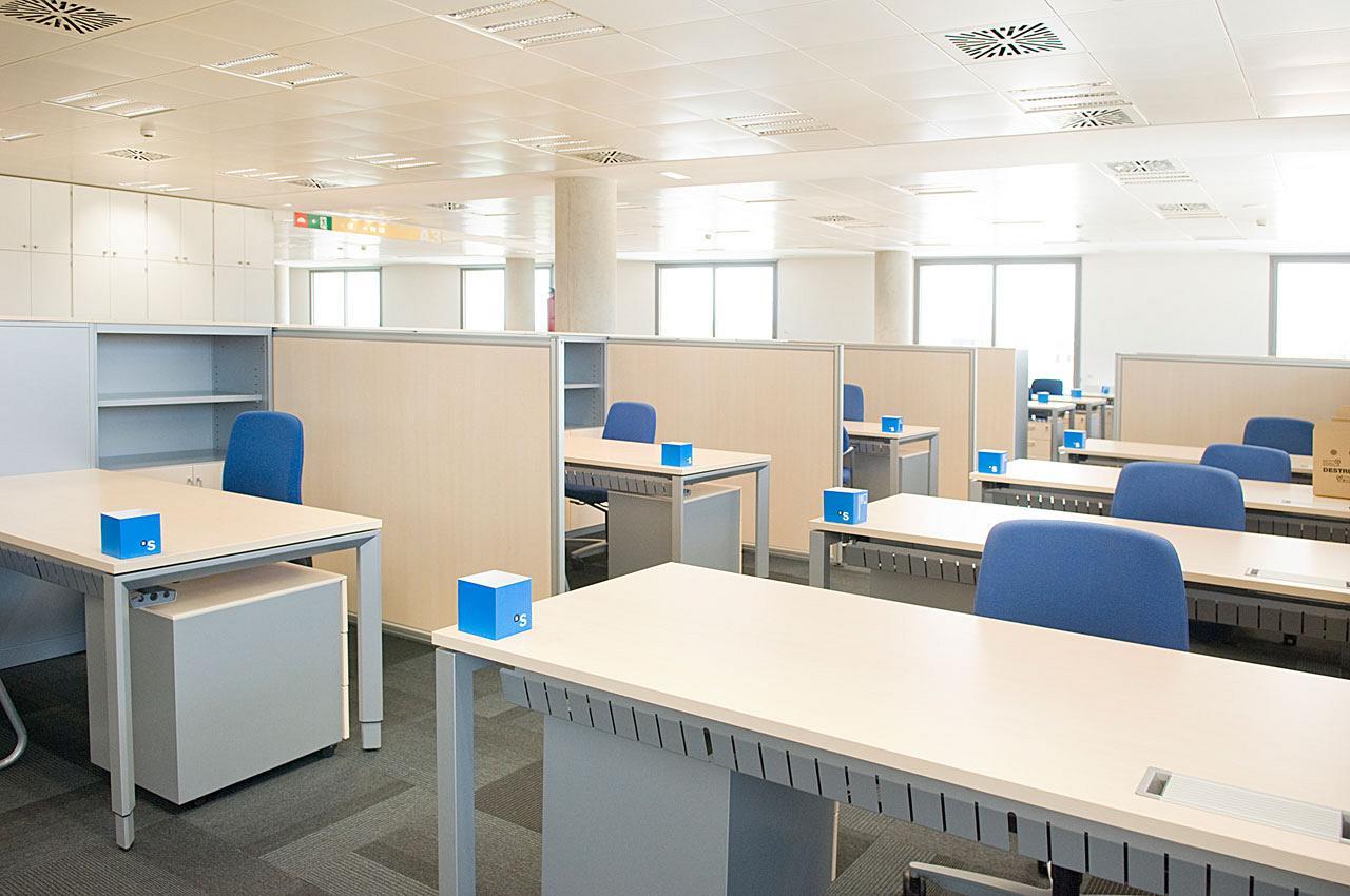 Banco sabadell espacio amable pensado para el bienestar for Oficina 5488 banco sabadell